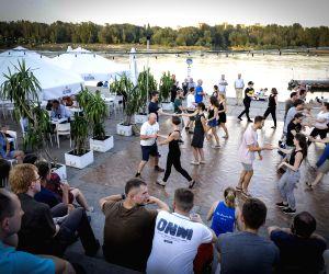 POLAND WARSAW DANCING WEST COAST SWING