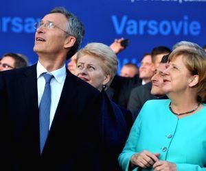 POLAND WARSAW NATO SUMMIT