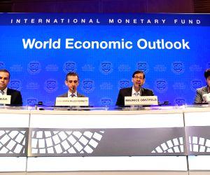 U.S.-WASHINGTON D.C.-IMF-WORLD ECONOMIC OUTLOOK