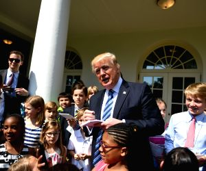 U.S.-WASHINGTON D.C.-WHITE HOUSE-TAKE OUR DAUGHTERS AND SONS TO WORK DAY