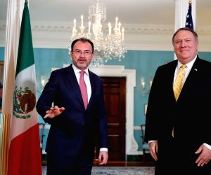 U.S.-WASHINGTON-MEXICO-DIPLOMACY