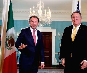 U.S.-WASHINGTON-MEXICO-DIPLOMACY
