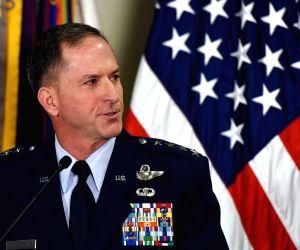 U.S. WASHINGTON D.C. AIR FORCE CHIEF