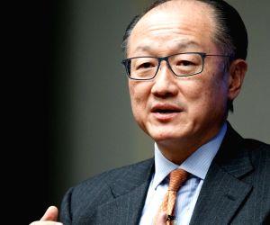 U.S. WASHINGTON D.C. WORLD BANK PRESIDENT SPEAK