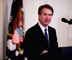 Kavanaugh denies sexual misconduct in TV interview