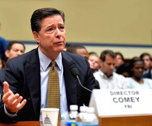 U.S. WASHINGTON D.C. FBI HEARING