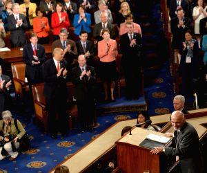 U.S. WASHINGTON D.C. CONGRESS AFGHANISTAN GHANI