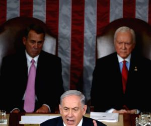 U.S. WASHINGTON D.C. CONGRESS ISRAEL NETANYAHU