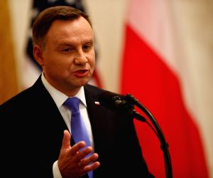 US, Poland voice concern over Russia's gas pipeline