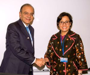 Washington D.C.: Spring Meetings of World Bank and IMF - Arun Jaitley
