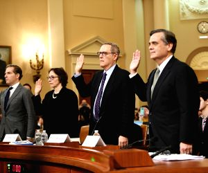 U.S.-WASHINGTON D.C.-HOUSE-JUDICIARY COMMITTEE-HEARING-IMPEACHMENT INQUIRY-TRUMP