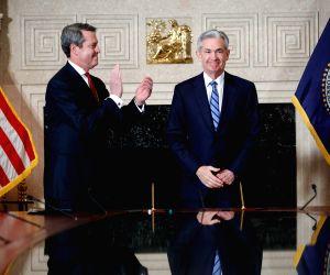 U.S.-WASHINGTON-FEDERAL RESERVE-CHAIRMAN-JEROME POWELL