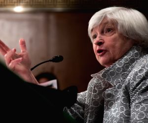 U.S. WASHINGTON D.C. FED YELLEN HEARING