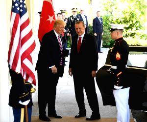 U.S. WASHINGTON D.C. TURKEY PRESIDENTS MEETING