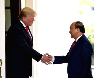 U.S. WASHINGTON D.C. PRESIDENT VIETNAM PM MEETING