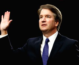 White House, Kavanaugh deny allegation made by second woman