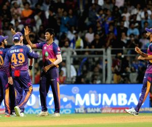 IPL 2017 - Qualifier 1 - Mumbai Indians vs Rising Pune Supergian