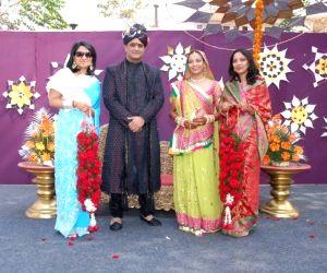 Breaking faith barriers, Shia Muslim artists create Hindu wedding mandaps