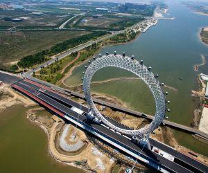 CHINA SHANDONG WEIFANG CENTERLESS FERRIS WHEE