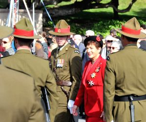 NEW ZEALAND-WELLINGTON-ANZAC DAY