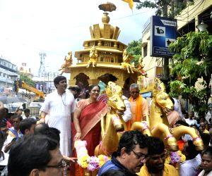 Jagannath Rath Yatra - Dilip Ghosh