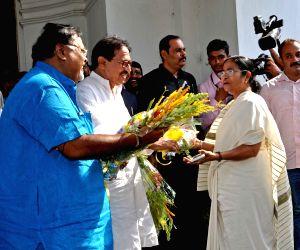 Mamata takes oath as legislator