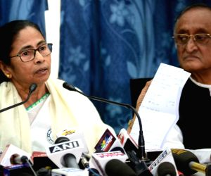 Mamata Banerjee's post-Budget press conference