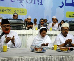 Mamata Banerjee during 'Daawat-e-Iftaar'