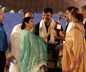 Biswa Bangla Sharod Samman award ceremony