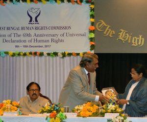 Mamata Banerjee inaugurates Human Rights Commission's programme