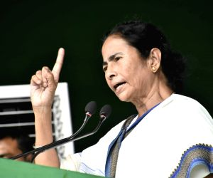 Depreciating rupee will kill small businesses: Mamata