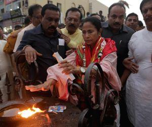 Mamata Banerjee  visits Jagannath temple