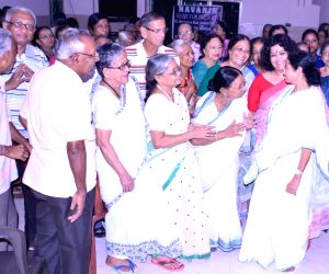 CM Mamata visits old age care centre