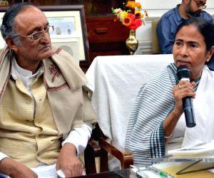Mamata Banerjee's press conference