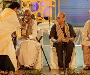 Banga Samman award ceremony