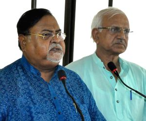 Partha Chatterjee's press conference