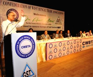 Confederation of West Bengal Trade Association seminar on GST