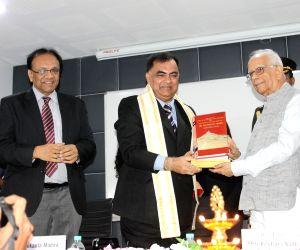 Book launch - Kesari Nath Tripathi
