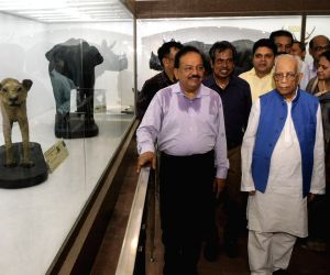 Renovated botanical gallery of Indian Museum - inauguration