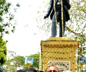 West Bengal Governor pays tribute to Ambedkar