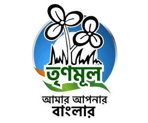 West Bengal's ruling All India Trinamool Congress has dropped the 'Congress' from its new logo earlier this month and added dollops of blue, white and green colour to it besides giving it a catchy slogan in a bid to make the party one with the people