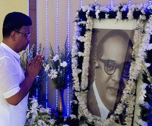 Dr. B.R. Ambedkar's 127th birth anniversary - Firhad Hakim pays tributes