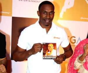 ICC T20 WC - Dwayne Bravo launches his World Cup anthem