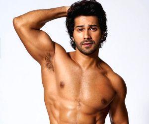 When Varun Dhawan's diet left Badshah surprised
