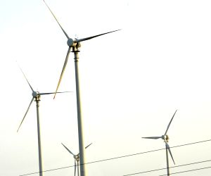File Photo: Wind Mills