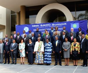NAMIBIA-WINDHOEK-SADC COUNCIL OF MINISTERS
