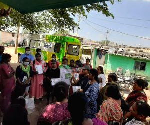 COVID-19: NGO spreads awareness among domestic helps