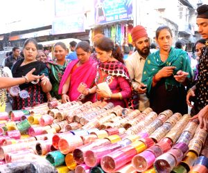 Karwa Chauth shopping