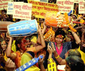 Women celebrate liquor ban