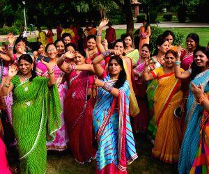 Jaipur: Sawan Utsav celebration